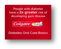 CASE STUDY: Raising awareness of gum disease and diabetes