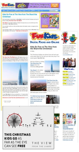 CASE STUDY: The View from the Shard