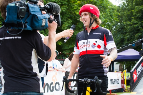 CASE STUDY: StreetVelodrome Series Cost Effective TV Reach