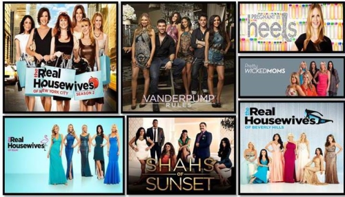Sponsorship of Real Life Glamour on Lifetime
