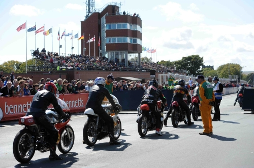 Sponsorship of the Isle of Man Classic TT Races