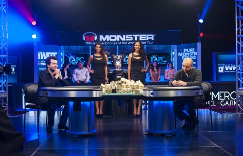 Advertising opportunity: World Poker Tour