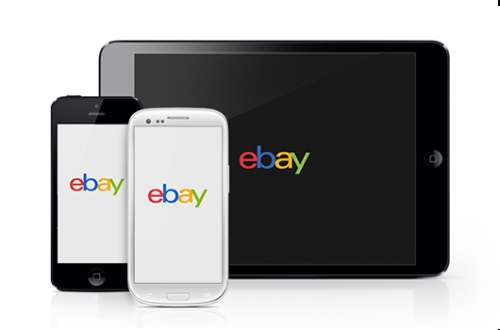 Mobile advertising opportunities on eBay