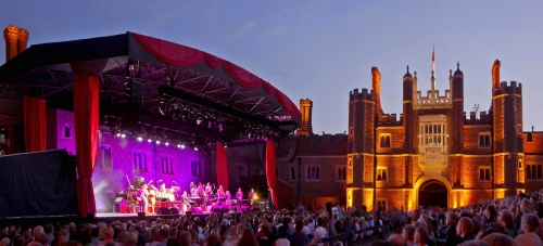 Sponsorship of Hampton Court Palace Festival 2016