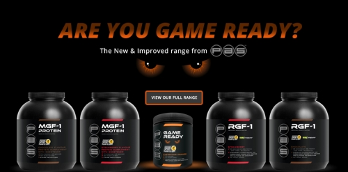CASE STUDY: PAS Nutrition and Miller Sports