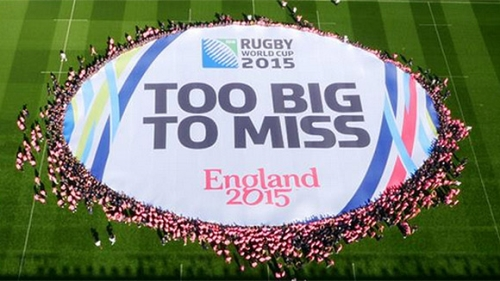 CASE STUDY: Largest Scrum of Rugby World Cup 2015