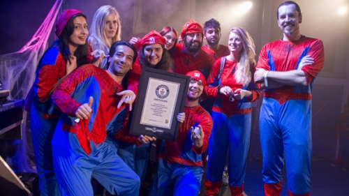 CASE STUDY: Largest Gathering of People Dressed as Spiderman
