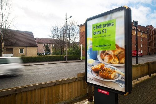 Influencing purchase with Primesight 6 sheets