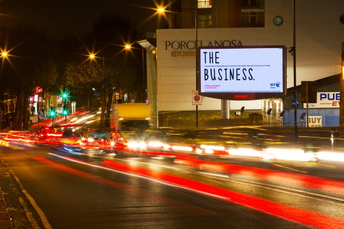 Advertise on Digital 48 Sheets Nationwide with Primesight