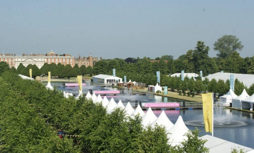 Partner with The RHS Hampton Court Palace Flower Show