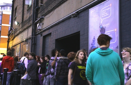 Advertising Opportunities in Student Unions & Music Venues