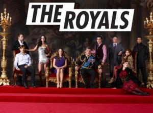 Sponsorship of The Royals on E!