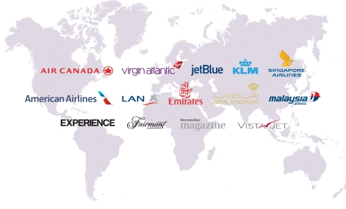 Spafax Inflight Advertising Network