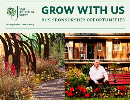 Sponsorship opportunities at RHS