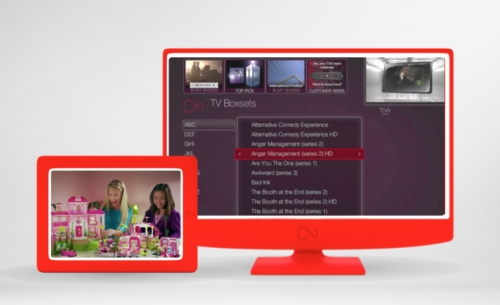 Advertising opportunities with Virgin Media TV VOD