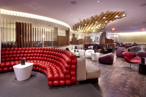 Engaging Advertising Opportunities in Global Airline Lounges