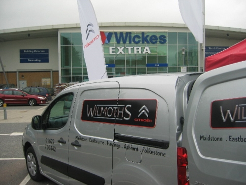 CASE STUDY: Citroen Product Placement at Supermarkets & Wickes