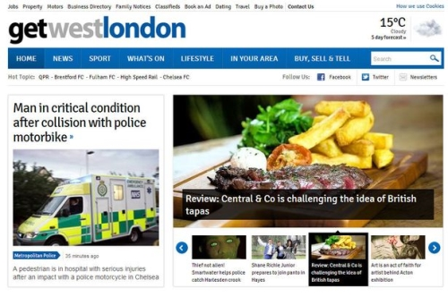 Advertise on getwestlondon.co.uk