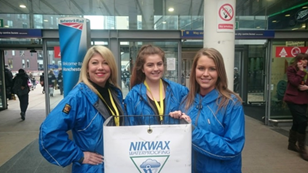 StreetPR and Nikwax