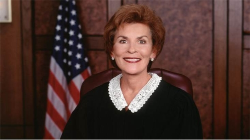 Cross Channel Sponsorship of Judge Judy