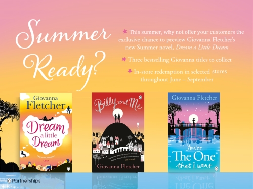 Summer Ready? Promotion opportunity with Penguin