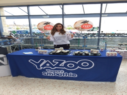 CASE STUDY: Morrison's YAZOO Brand Launch