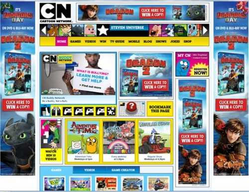 CASE STUDY 'How to Train Your Dragon 2' sponsors Cartoon Network