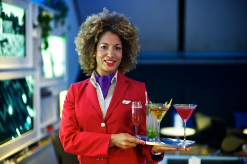 CASE STUDY: Virgin Atlantic Collaboration with Bacardi Martini