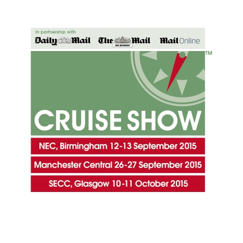 Sponsorship Opportunities at The Daily Mail CRUISE Show