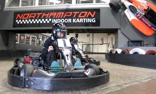 CASE STUDY: Digital marketing success for local karting business