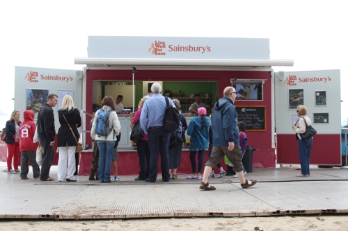 CASE STUDY: Sainsbury's 'Live Well For Less' Experiential Tour