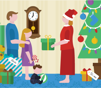 Christmas Shopper Targeting - find out who your customers are