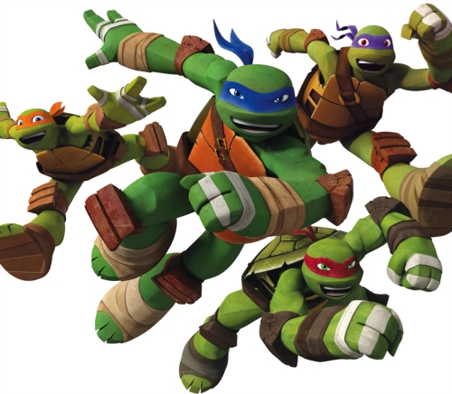 Partner with Nickelodeon's iconic Teenage Mutant Ninja Turtles