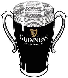 CASE STUDY: Guinness makes a return to National newspapers