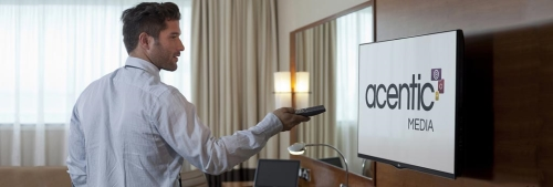 Advertise to the business & leisure traveller