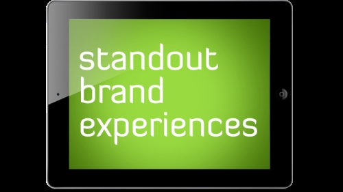 Standout Brand Experiences