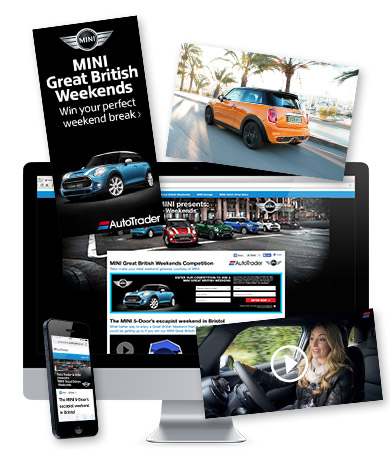 Advertise in the UK's largest automotive marketplace