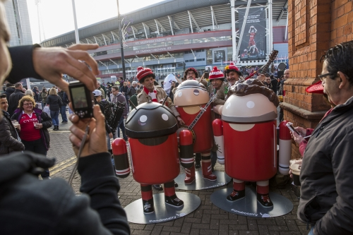CASE STUDY: Google experiential tour brings Android to life
