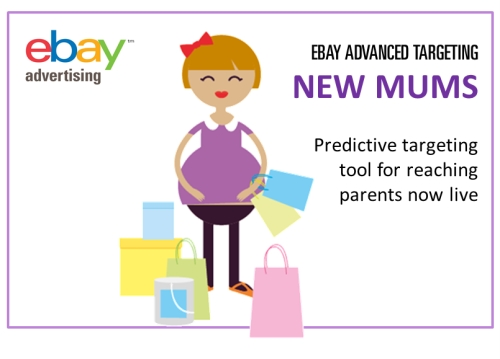 Use eBay to advertise to New Mums
