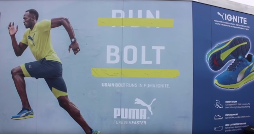 CASE STUDY: PUMA Activation