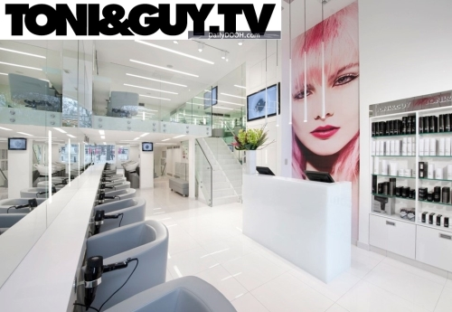 Partnership opportunities with Toni & Guy