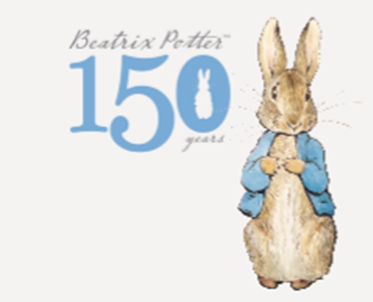 Brand partnership with Peter Rabbit