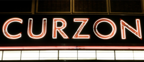 Official partner of Curzon cinemas