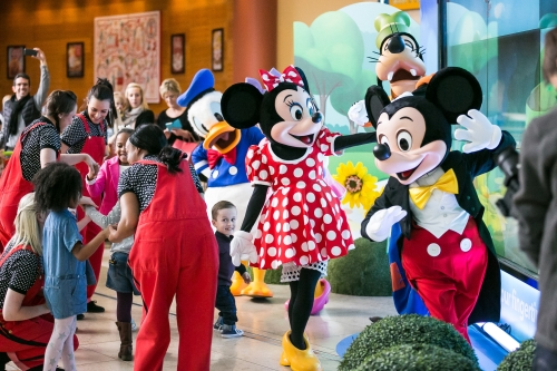 CASE STUDY: DisneyLife launches at Bluewater