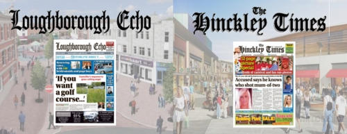 Advertise in Loughborough Echo and Hinkley Times