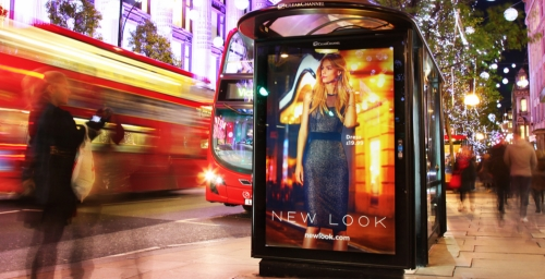 CASE STUDY: New Look use out-of-home to drive pre-Xmas footfall