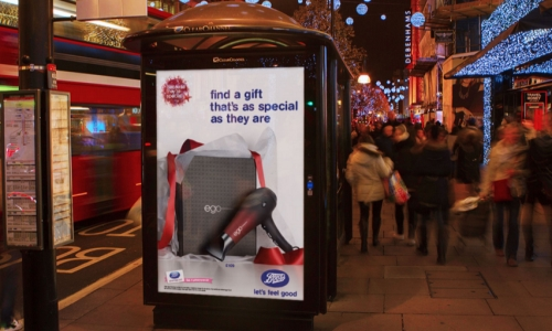 CASE STUDY: Boots use out-of-home to reach consumers pre-Xmas