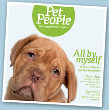 Reach an engaged audience of pet owners with PetPeople magazine
