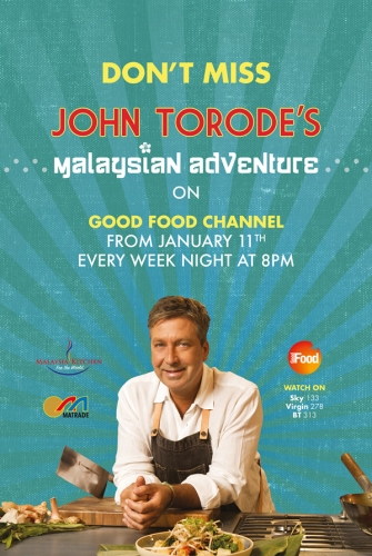 CASE STUDY: Promotion of John Torode's Malaysian Adventure