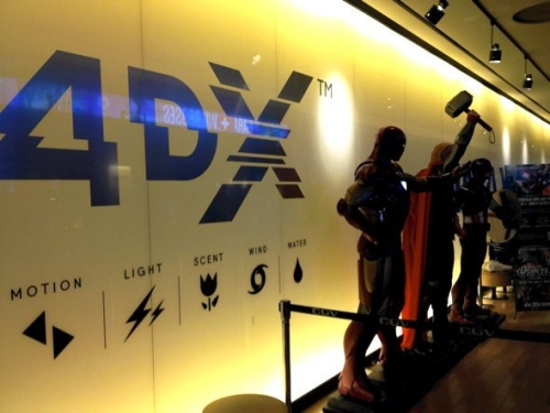 Target thrill seekers seeking immersive experiences with 4DX